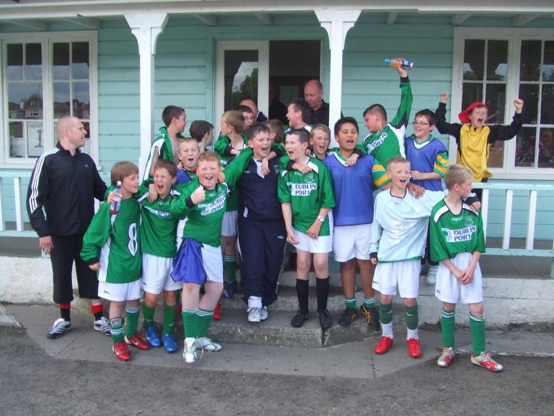 Cup winners2008